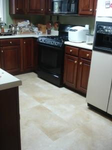 My new floor {Mmmm...!}