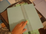 Here's the Paper Trimmer...Easy