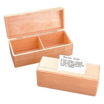 double-recipe-box