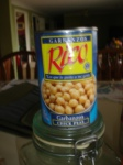 Mmmm, a salad is calling my name 3/$1.20 (chick peas/Garbanzo beans)